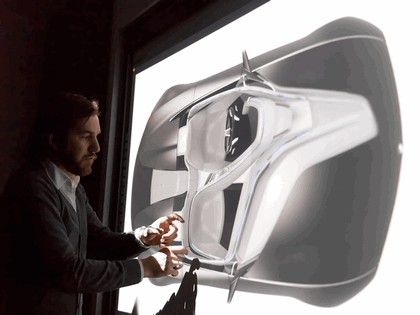2011 BMW Vision Connected Drive concept 35