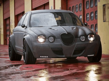 2011 Jaguar S-type by Panzani Design 1