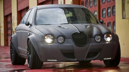 2011 Jaguar S-type by Panzani Design 2