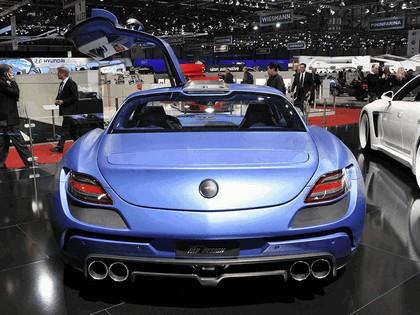 2011 Mercedes-Benz SLS AMG by Fab Design 2