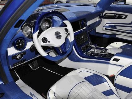 2011 Mercedes-Benz SLS AMG by Fab Design 7