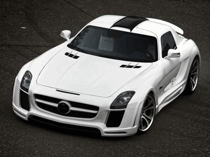 2011 Mercedes-Benz SLS AMG by Fab Design 9