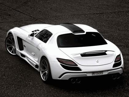 2011 Mercedes-Benz SLS AMG by Fab Design 11