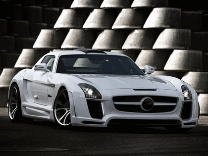 2011 Mercedes-Benz SLS AMG by Fab Design 14