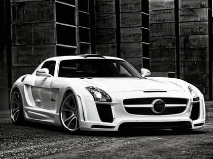 2011 Mercedes-Benz SLS AMG by Fab Design 15