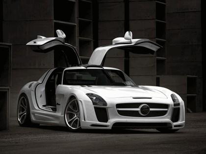 2011 Mercedes-Benz SLS AMG by Fab Design 16