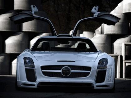 2011 Mercedes-Benz SLS AMG by Fab Design 17