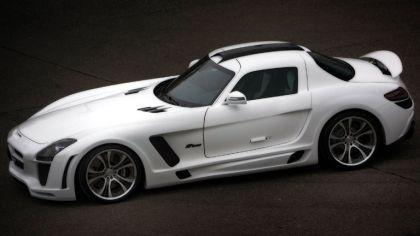 2011 Mercedes-Benz SLS AMG by Fab Design 4