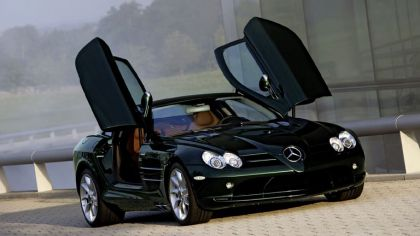 2005 Mercedes-Benz SLR McLaren 5