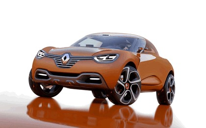 2011 Renault Captur concept 1