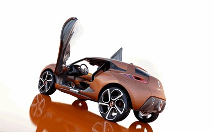 2011 Renault Captur concept 4