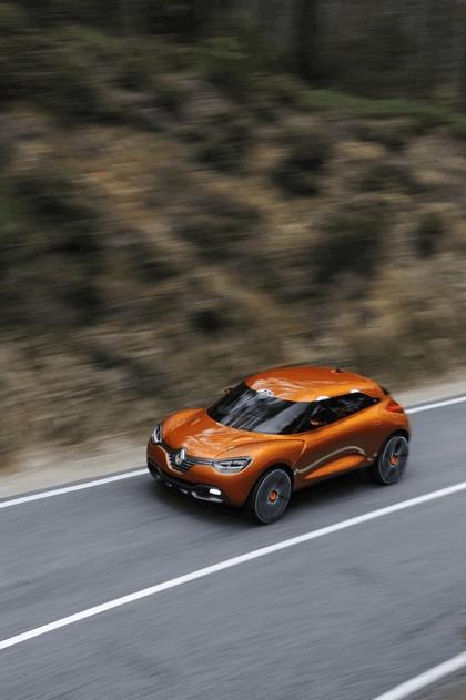 2011 Renault Captur concept 11
