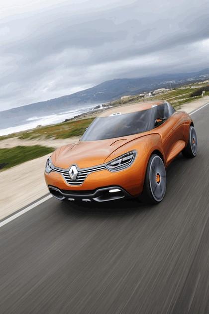 2011 Renault Captur concept 13