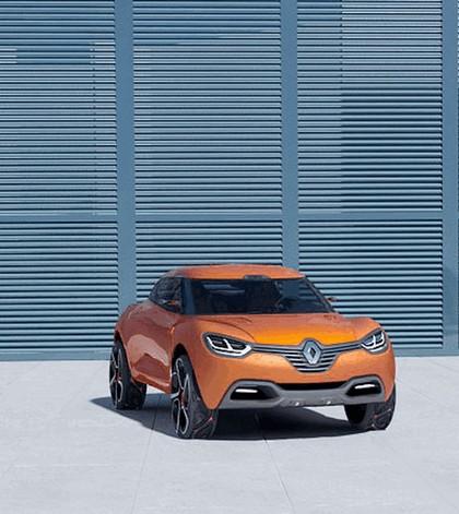 2011 Renault Captur concept 22