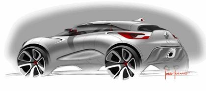 2011 Renault Captur concept 48