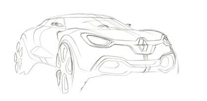 2011 Renault Captur concept 49