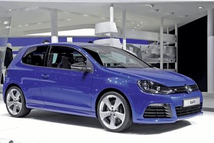 2011 Volkswagen Golf R Aplomb Blue 1