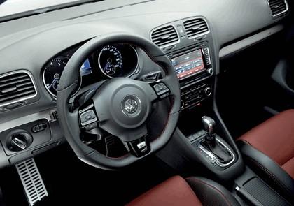 2011 Volkswagen Golf R Carbon Steel Gray 3