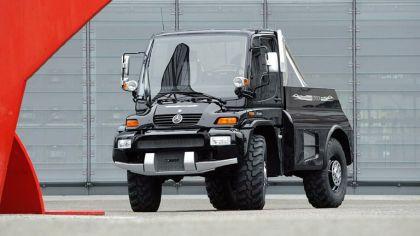 2005 Mercedes-Benz Unimog U500 Black Edition by Brabus 1
