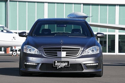 2011 Mercedes-Benz S-klasse by Inden Design 5