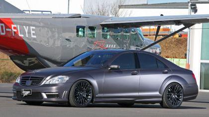 2011 Mercedes-Benz S-klasse by Inden Design 4
