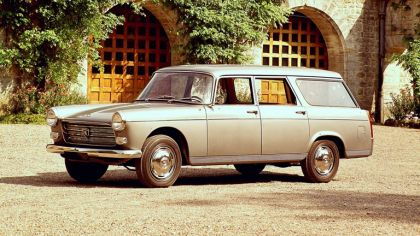 1960 Peugeot 404 Break 3