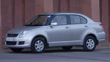 2008 Suzuki Swift Dzire sedan 1