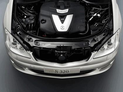 2005 Mercedes-Benz Vision S320 Bluetec Hybrid concept 7