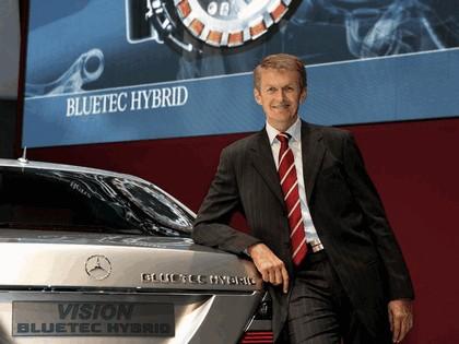 2005 Mercedes-Benz Vision S320 Bluetec Hybrid concept 10