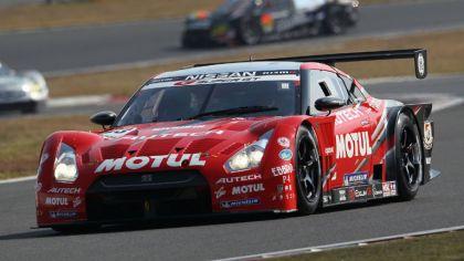 2011 Nissan GT-R ( R35 ) by Autech 2