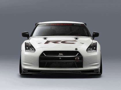 2011 Nissan GT-R ( R35 ) Racing Components by Nismo 2
