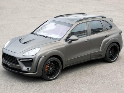 2011 Porsche Cayenne by Fab Design 3