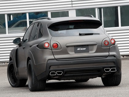 2011 Porsche Cayenne by Fab Design 6