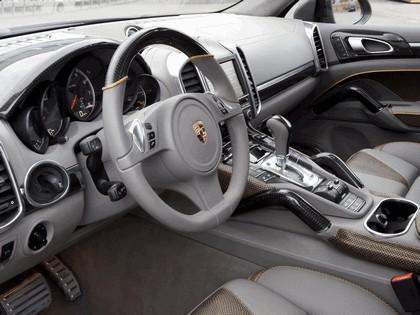 2011 Porsche Cayenne by Fab Design 7