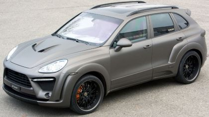 2011 Porsche Cayenne by Fab Design 3
