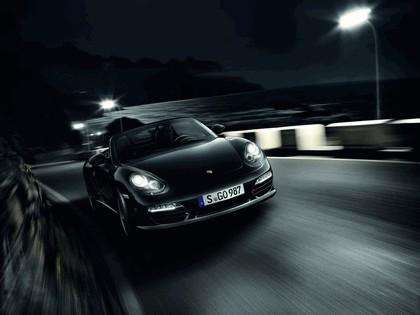 2011 Porsche Boxster S Black Edition 1