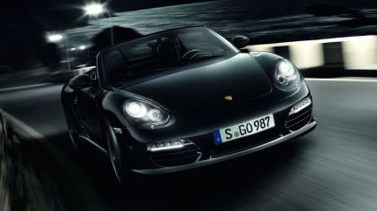 2011 Porsche Boxster S Black Edition 8