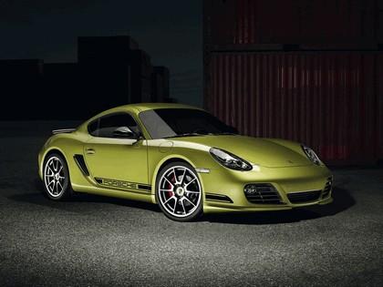 2011 Porsche Cayman R 2