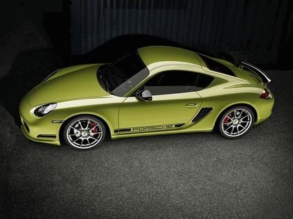 2011 Porsche Cayman R 3