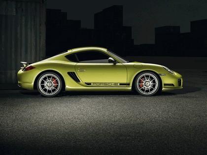 2011 Porsche Cayman R 4