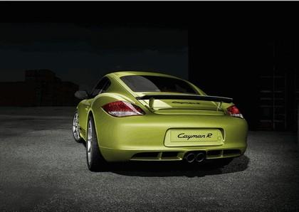 2011 Porsche Cayman R 8