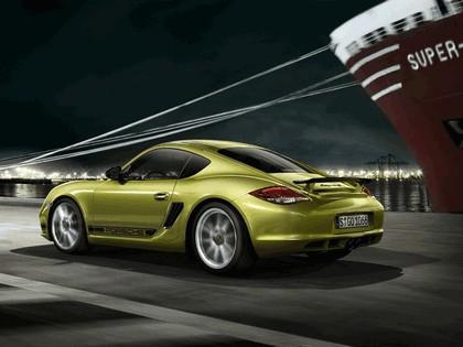 2011 Porsche Cayman R 11