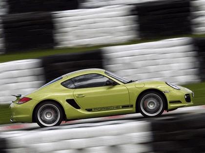 2011 Porsche Cayman R 16