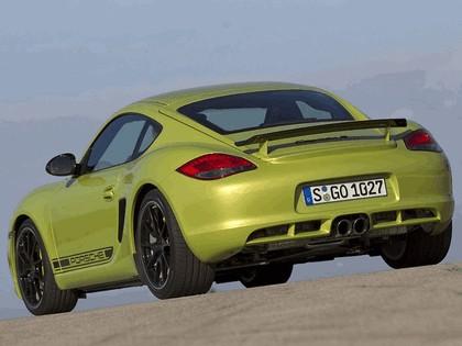 2011 Porsche Cayman R 18