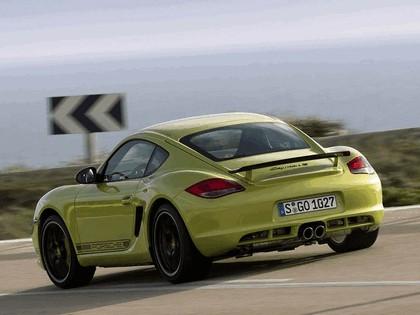2011 Porsche Cayman R 21