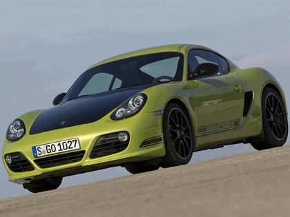2011 Porsche Cayman R 35