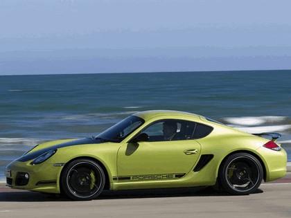 2011 Porsche Cayman R 41