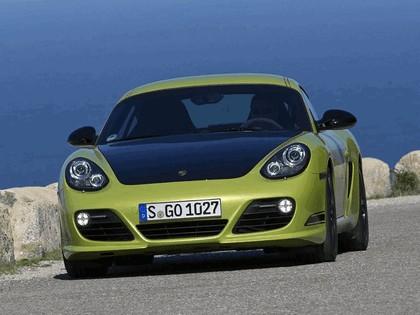 2011 Porsche Cayman R 42
