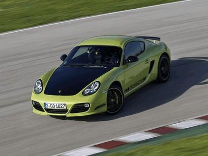2011 Porsche Cayman R 44