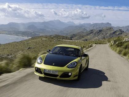 2011 Porsche Cayman R 47